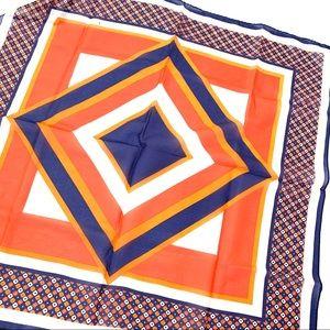 🌸🌵🌼Vintage Geometric Scarf